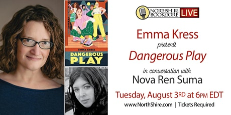 "Northshire Live: Emma Kress ""Dangerous Play"" tickets"