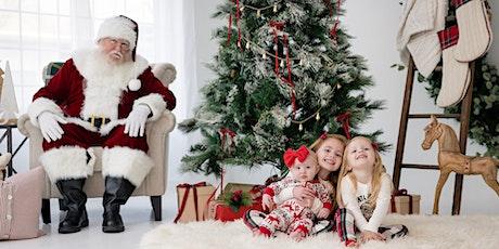 Santa Mini Sessions (SATURDAY DEC 4TH 2021) tickets