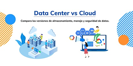 Data Center vs Cloud entradas