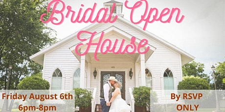 Summer Bridal Open House at Silver Sycamore tickets