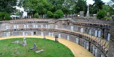 Guided Tour of Warstone Lane Cemetery in Birmingham Jewellery Quarter tickets