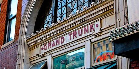 Grand Trunk Pub VIP Saturday Brunch tickets