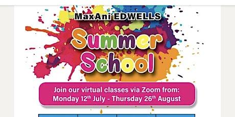 GCSE SUMMER SCHOOL tickets