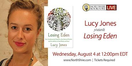 """Northshire Live: Lucy Jones """"Losing Eden"""" tickets"""