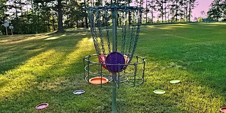 SIH Second Act Frisbee Disc Golf tickets
