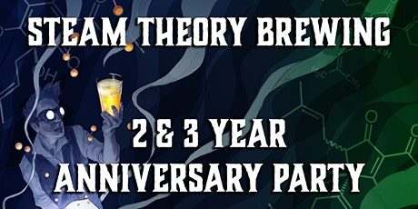 2 & 3 Year Anniversary Party tickets