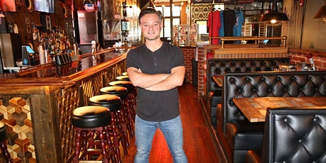 Mikey Sorboro - Q&A with Mikey's Late Night Slice Founder tickets