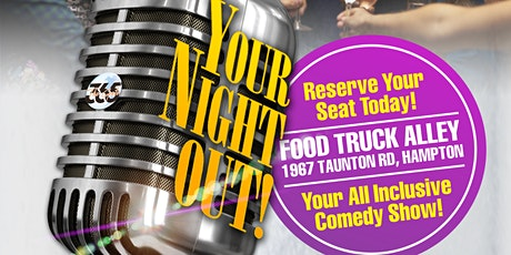 Your Night Out! tickets