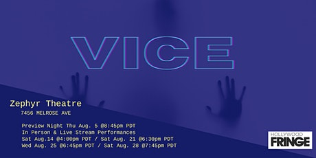 Vice tickets