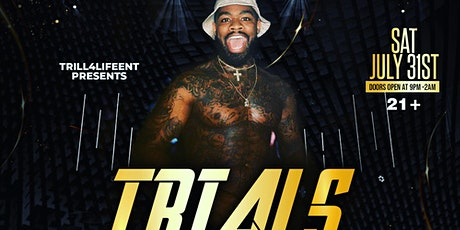Trials Live in Concert July 31st Houston Tx Lux Tavern 20 $ General Ad tickets
