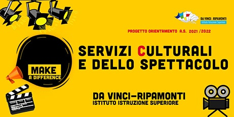 Creative DAYS 21/22 Servizi Culturali e dello Spettacolo biglietti