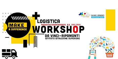 Creative DAYS 21/22  Logistica biglietti