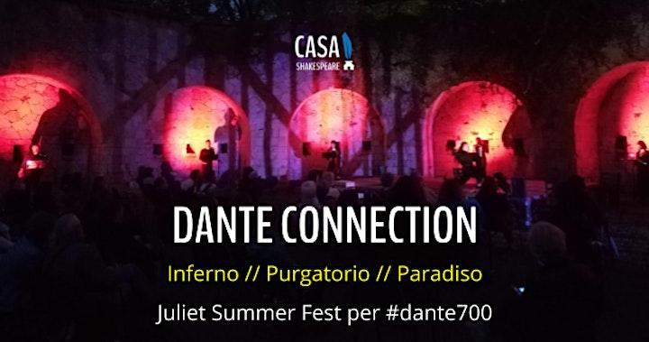 Immagine DANTE CONNECTION - INFERNO, PURGATORIO, PARADISO