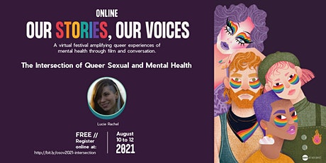 The Intersection of Queer Sexual and Mental Health tickets