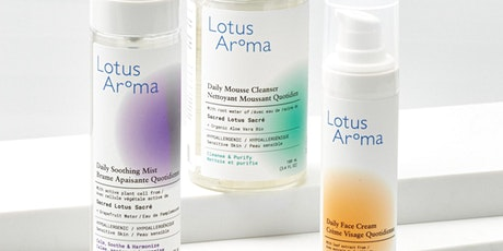 FACE CARE BASICS (Daily Cleansing Mousse, Mist and Face Cream) tickets
