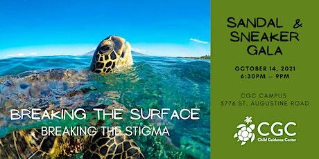 Breaking the Surface, Breaking the Stigma: CGC's Sandal & Sneaker Gala tickets