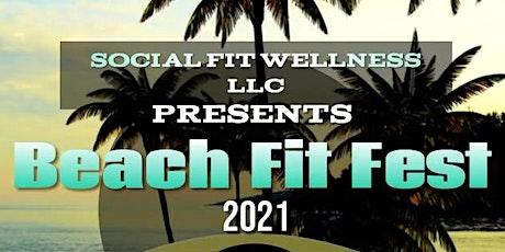Social Fit Wellness Beach Fit Fest tickets