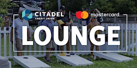 Citadel Mastercard Lounge tickets