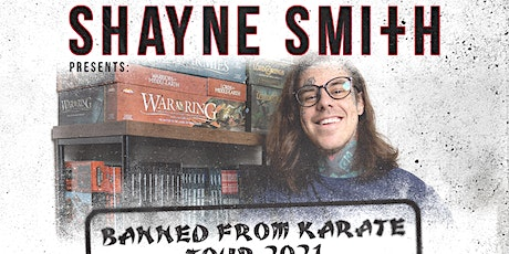 Shayne Smith Banned From Karate Tour tickets