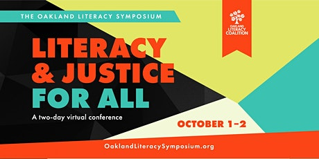 Oakland Literacy Symposium tickets