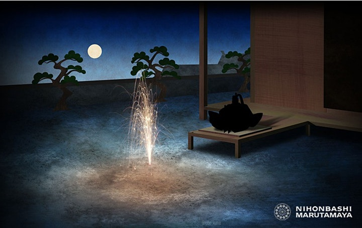 HANABIRIUM -Free 360-degree video and talk about Japanese fireworks- image
