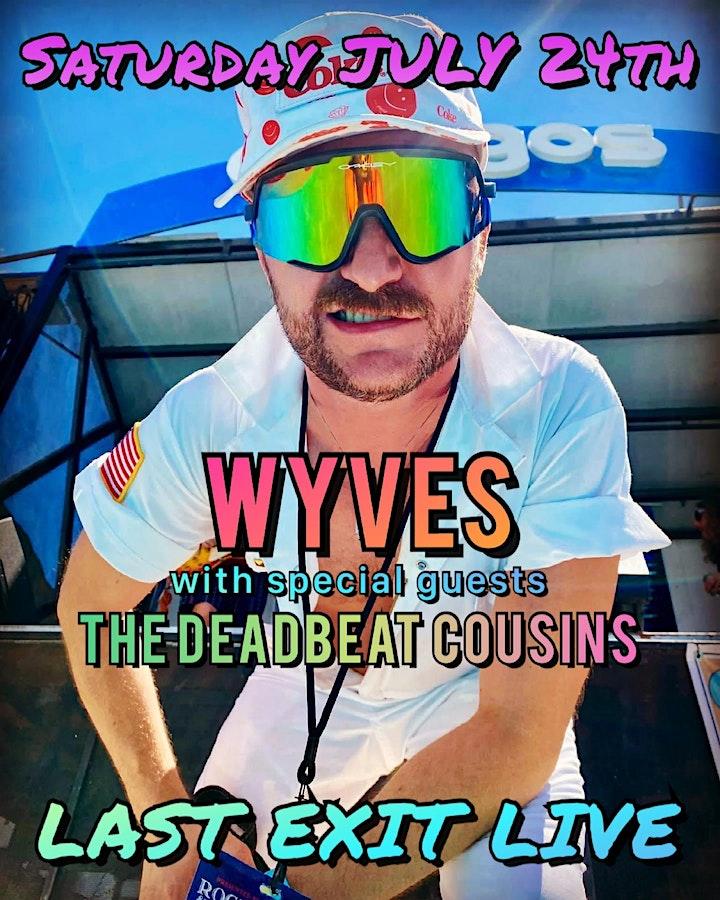 Wyves + The Deadbeat Cousins image
