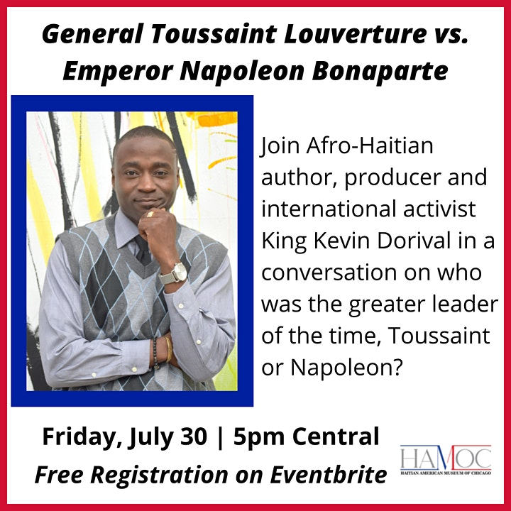 General Toussaint Louverture vs. Emperor Napoleon Bonaparte image