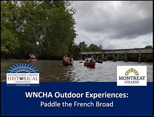 WNCHA Outdoor Experiences: Paddle the French Broad tickets