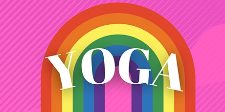 Yoga with Wolverhampton LGBT+ tickets