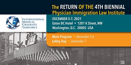 Physician Immigration Law Institute - 2021 tickets
