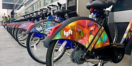 July Bicycling 101 & Bike Share (Sponsored by Lyft BayWheels) tickets