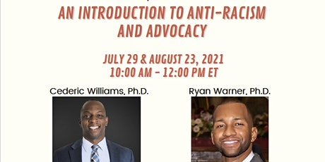 An Introduction to Anti-Racism and Advocacy tickets