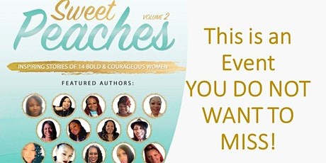 Sweet Peaches Vo. II Book Launch tickets