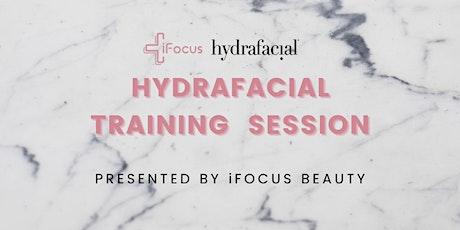 Hydrafacial Training Session tickets