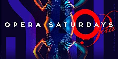OPERA SATURDAYS at Opera Ultra Lounge DC tickets
