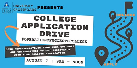Operation DFW Goes to College tickets