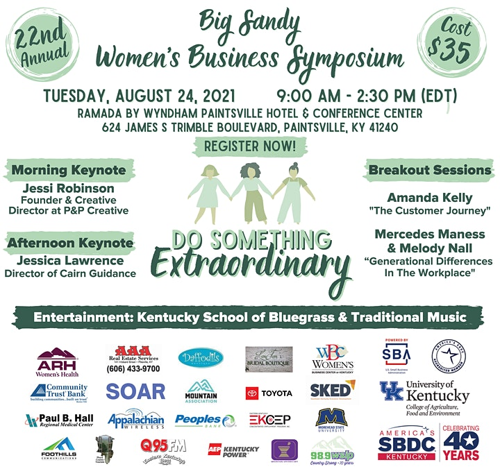 22nd Annual Big Sandy Women's Business Symposium image