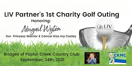 LIV Partners is excited to Invite you to our 1st Annual Charity Golf Outing tickets