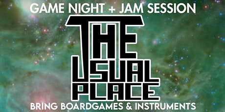Playful Pastime - Jam Session & Game Night tickets