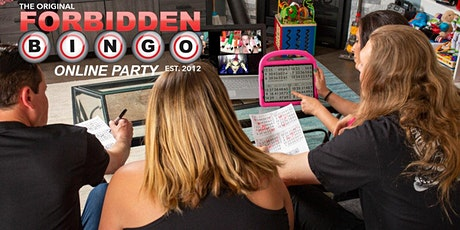 Adult Bingo Online Party + Complimentary Gift tickets