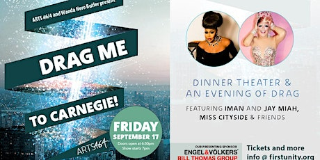 Drag Me to Carnegie - A Dinner Theater Drag Show Event tickets