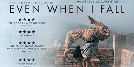 Film screening: Even When I Fall (Huddersfield) tickets
