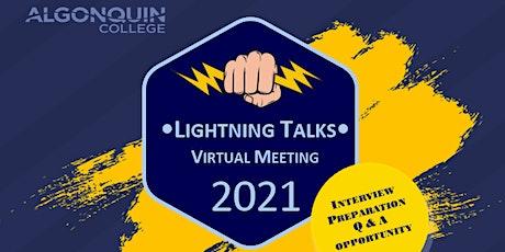 Lightning Talks 2021 tickets
