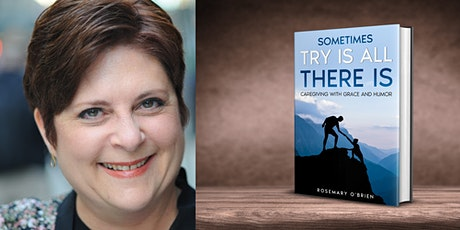 Coffee Talk with Caregiver and Author Rosemary O'Brien tickets