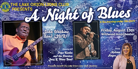 A Night Of Blues tickets