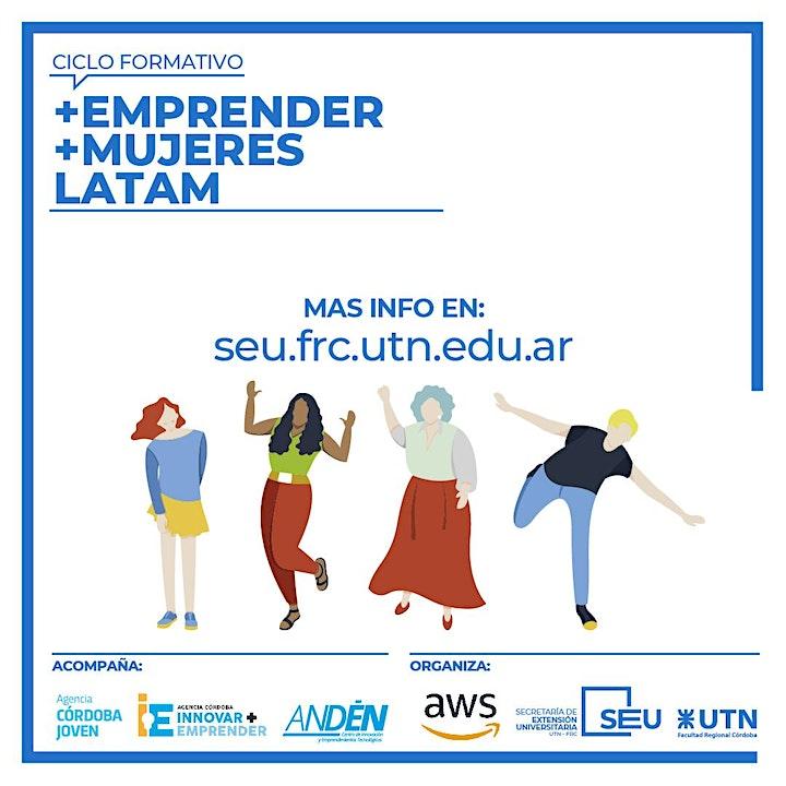 Imagen de +EMPRENDER+MUJERES LATAM