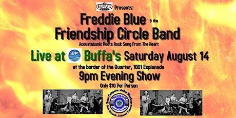 Freddie Blue's Friendship Circle Band  (2nd show) tickets