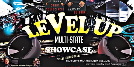LeVel Up MultiState Showcase tickets