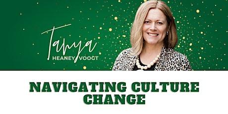 Navigating Culture Change Masterclass tickets