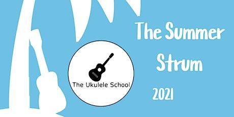 Summer Strum Workshops tickets